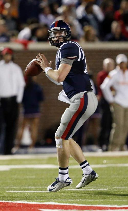 Bo Wallace steps up play as Rebels enter playoff hunt _lowres