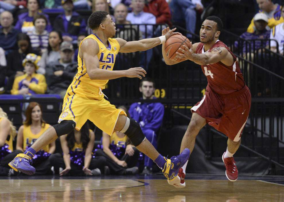 Building blocks: Victories over Ole Miss and Arkansas give LSU Tigers a boost with a tough week looming _lowres