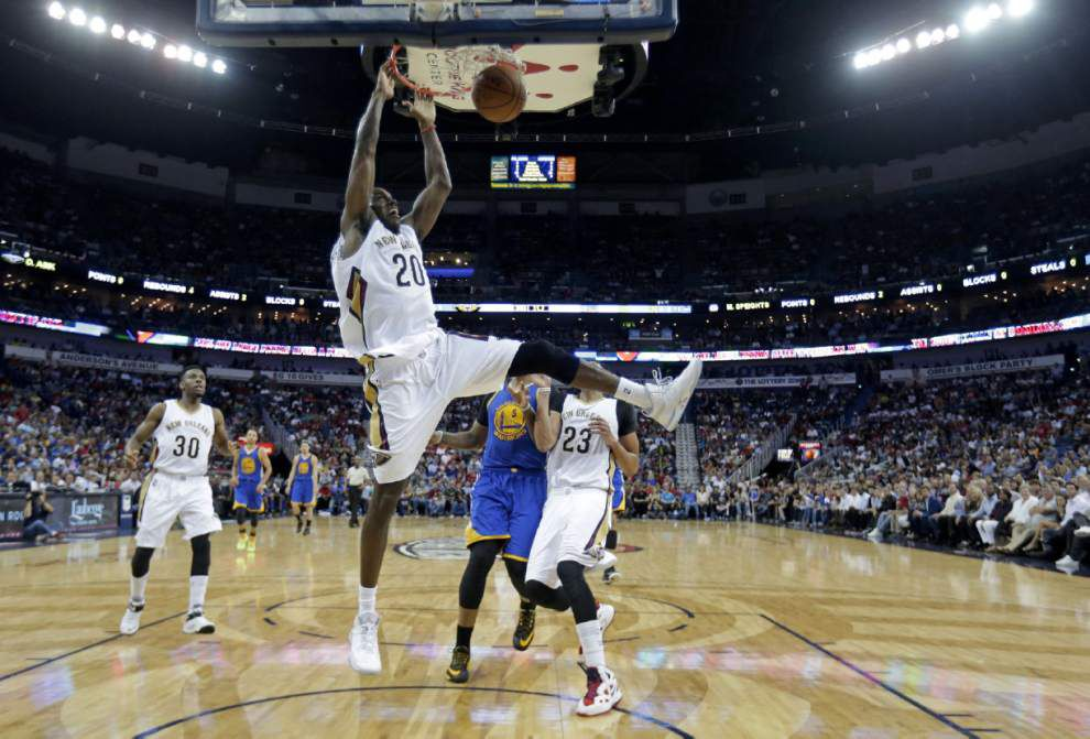 Lewis: Take a bow, Pelicans, for showing what you're made of _lowres