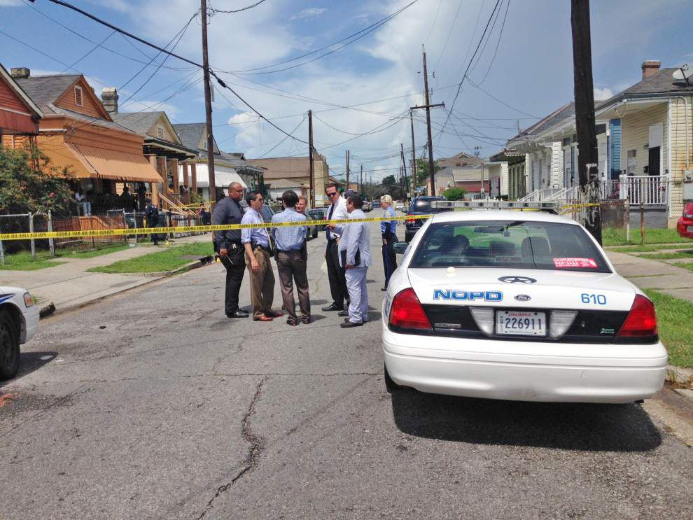 Five weekend homicides push city's murder rate above 2013's _lowres