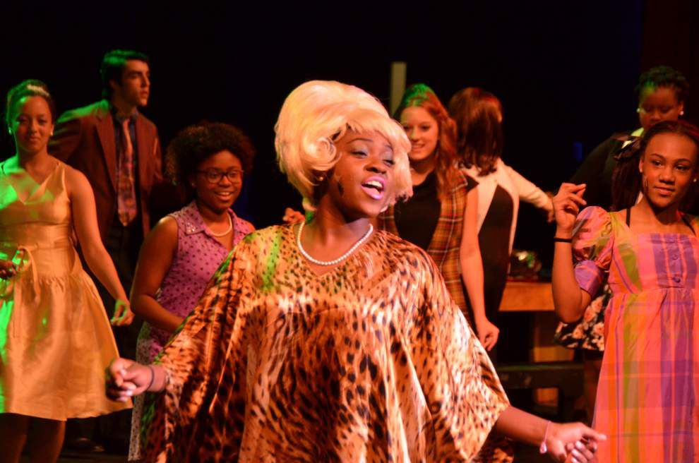 Episcopal turns back the clock with 'Hairspray' _lowres