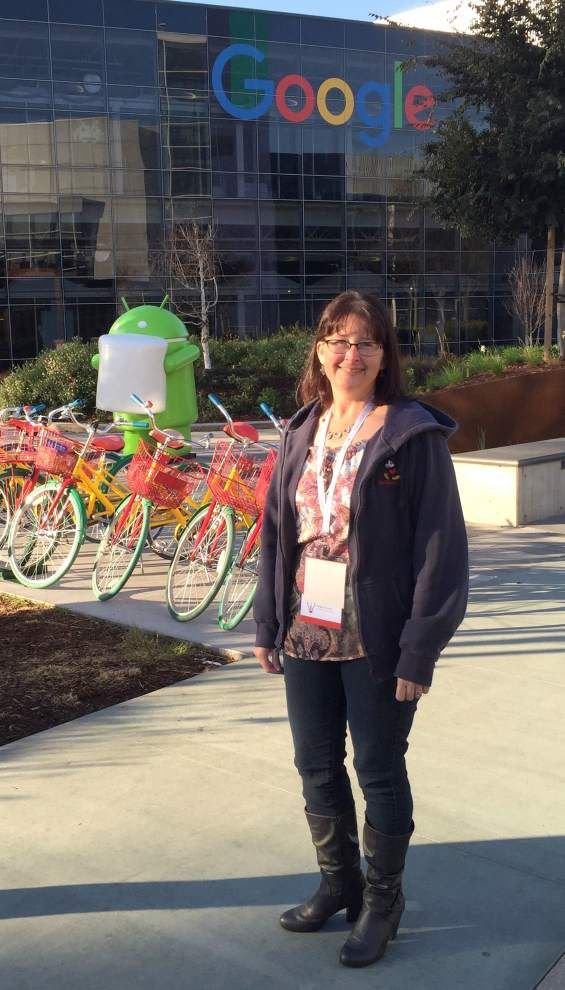LaPlace educator earns Google for Education certification _lowres