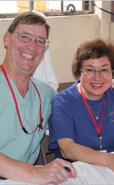 Baton Rouge doctor travels to Guatemala to help treat poor _lowres