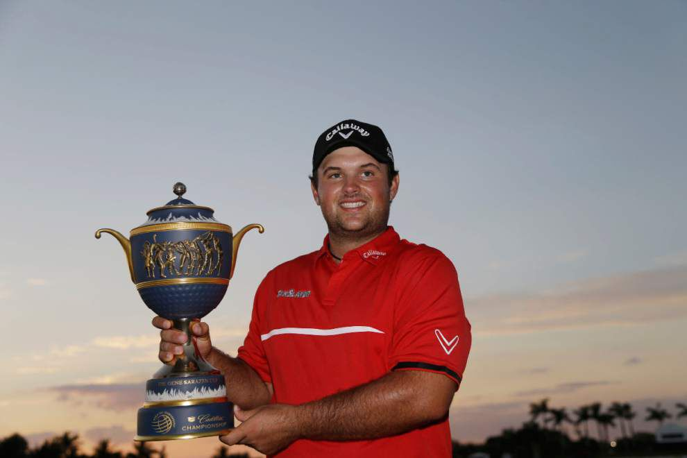 Patrick Reed to play in Zurich Classic _lowres