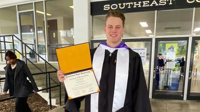 Joe Burrow degree