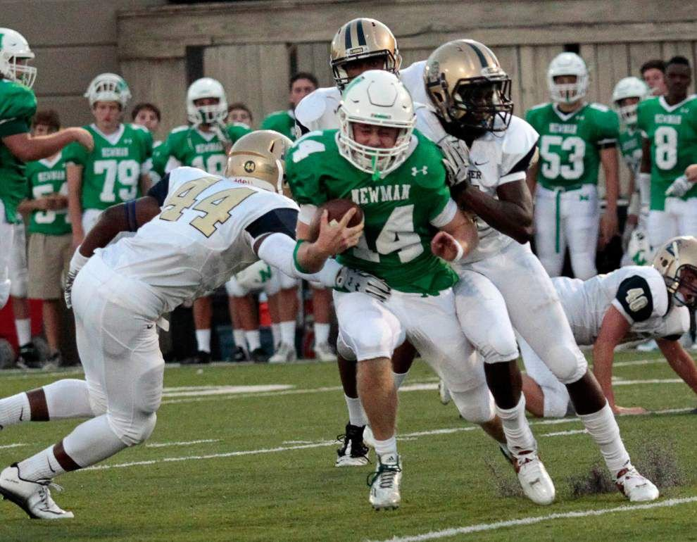 Newman routs Lusher 33-0 in jamboree matchup _lowres