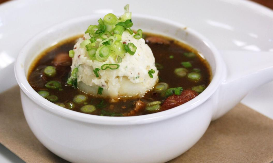The great gumbo debate: Does potato salad go in gumbo? See the results here