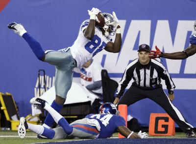 Dez Bryant Throw Up the X