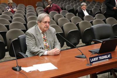 Larry Tremblay of the Board of Regents 011419