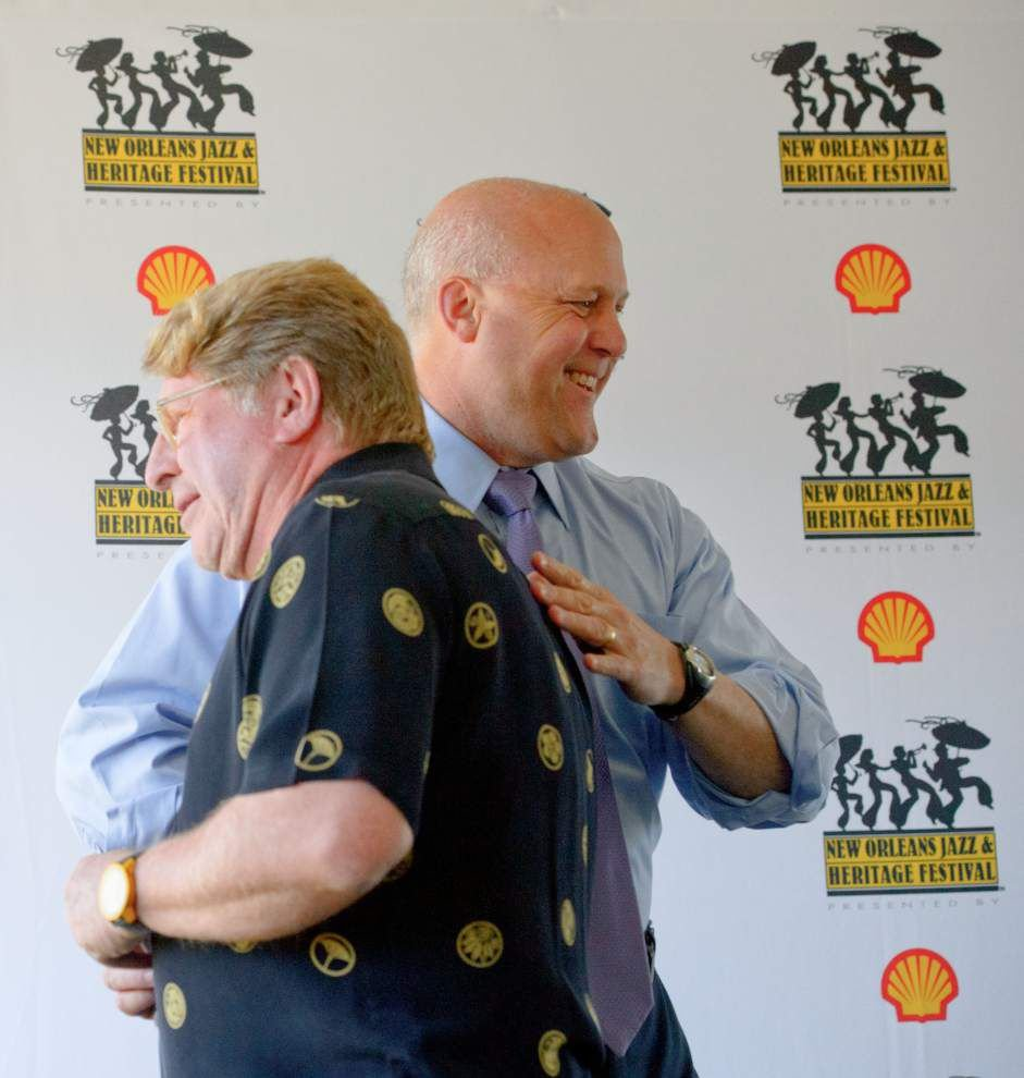 Shell to extend sponsorship of Jazz Fest to 2019 _lowres