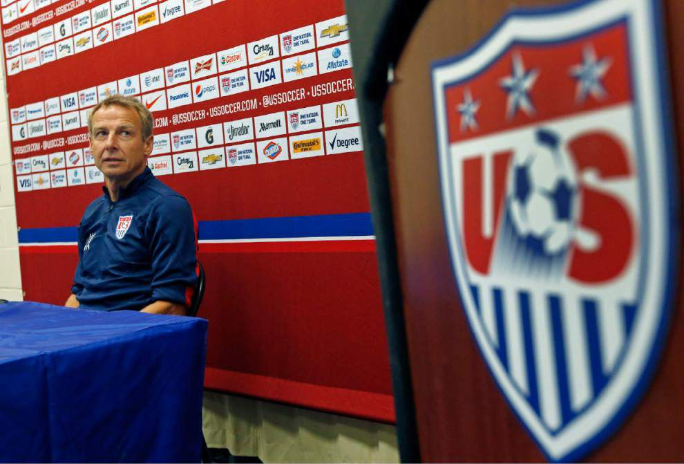 Jurgen Klinsmann: Landon Donovan 'could have done more' _lowres