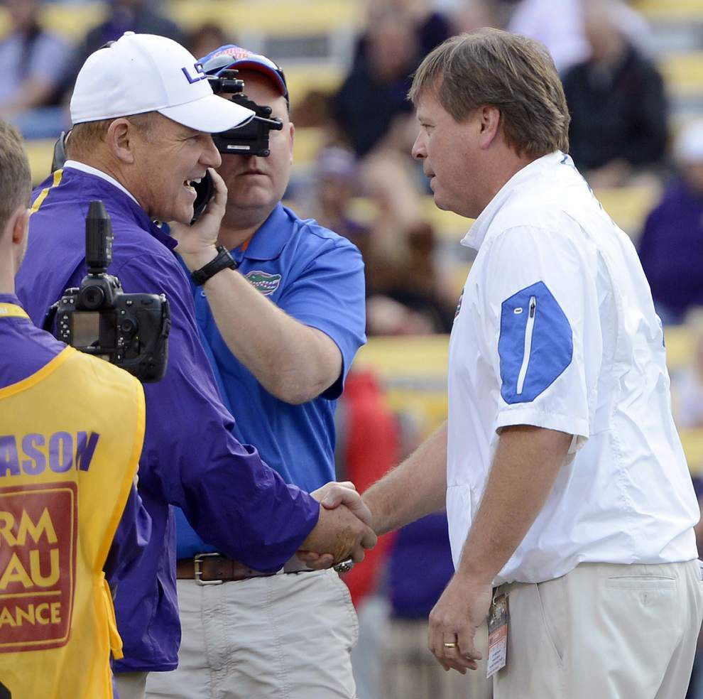 LSU notebook: Mike VI is finished with Tiger Stadium for the year; Dillon Gordon injured again _lowres