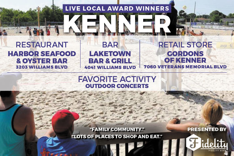 Live Local Awards - Kenner