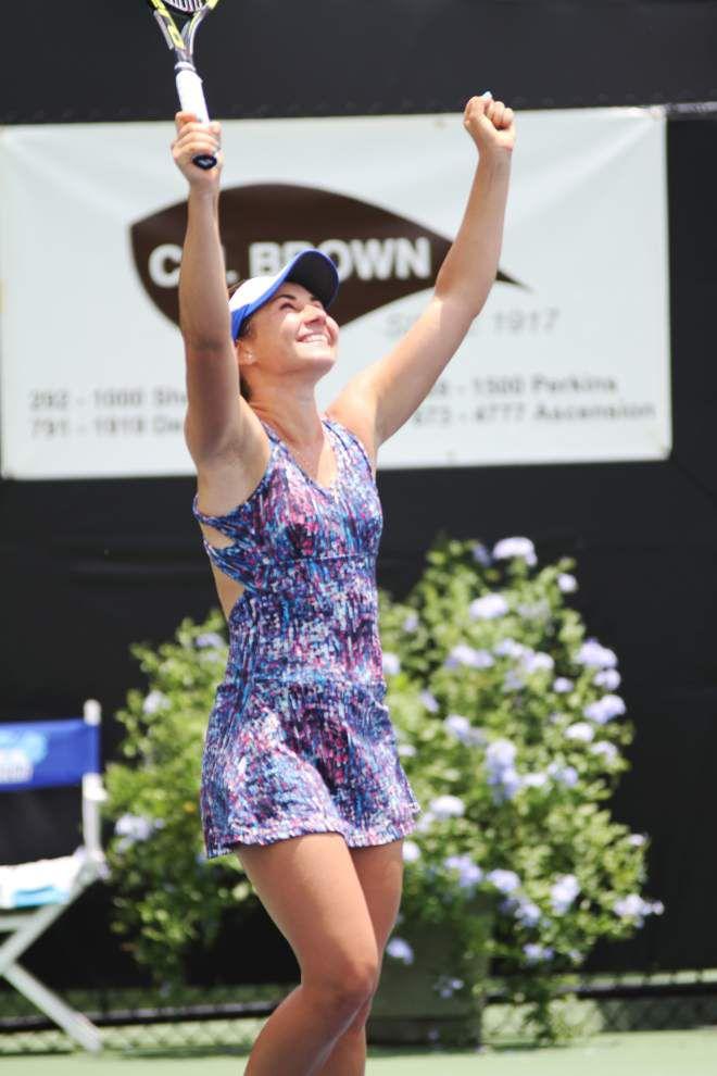 Valeria Solovyeva captures tennis title _lowres