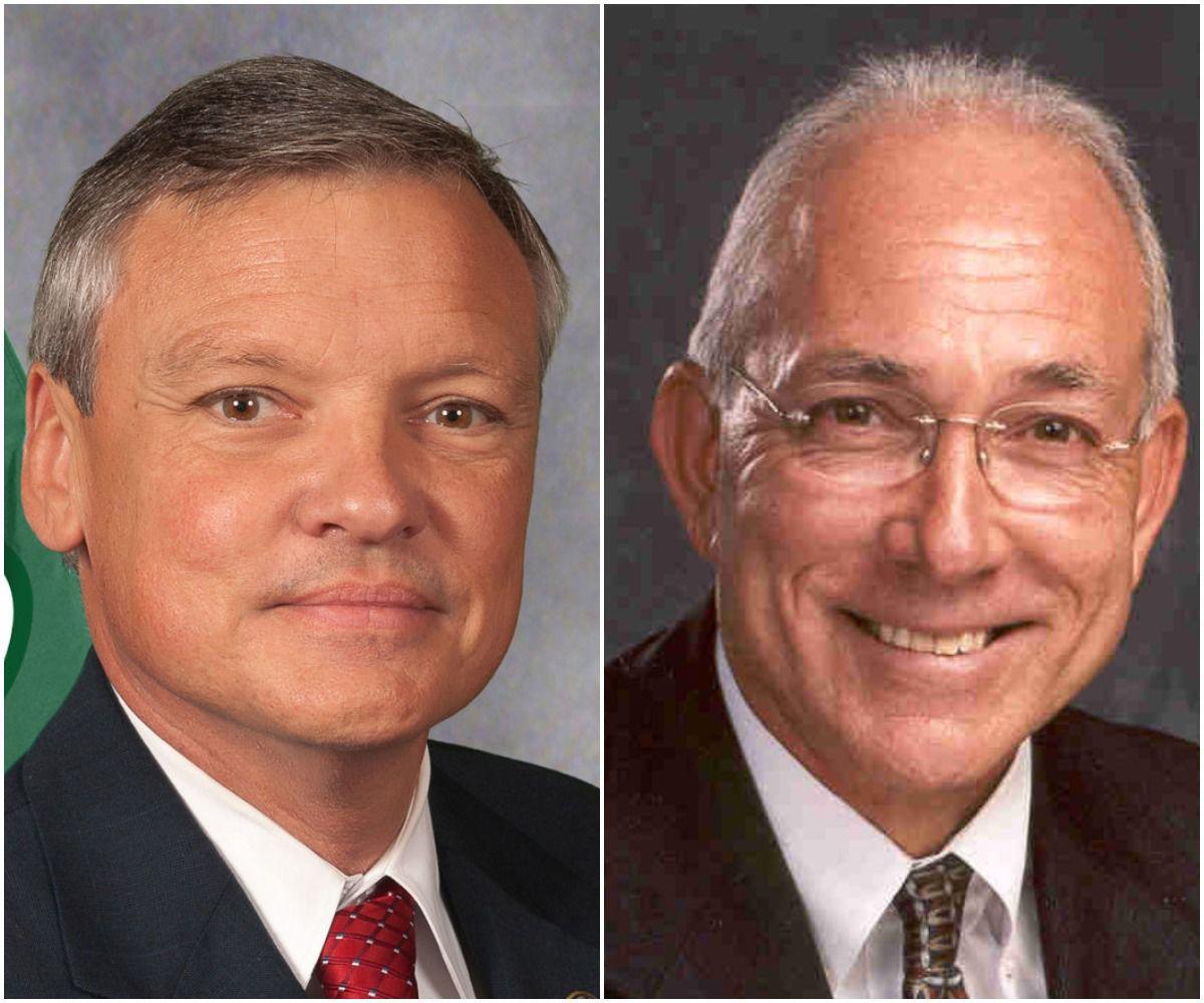 Steve Pugh (left) and Bob Zappia (right)