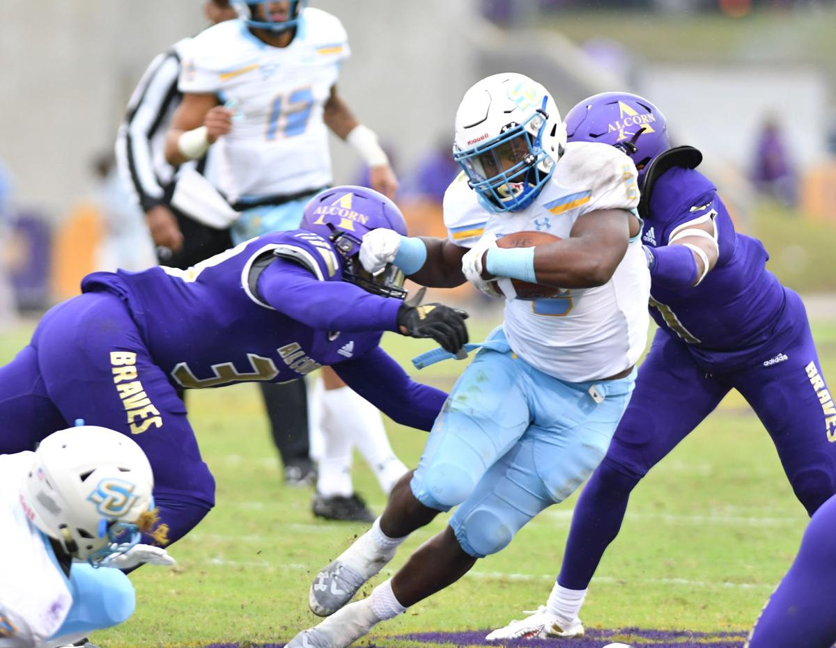 Southern S Struggles Against Alcorn State Continue In 27 13 Loss Southern Theadvocate Com