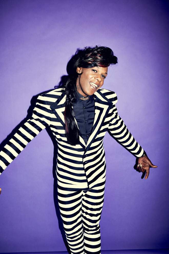 Big Freedia hopes to inspire others with new memoir _lowres