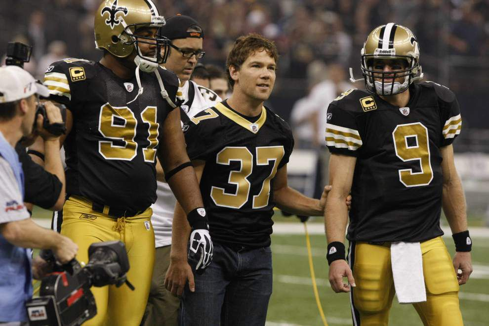 New Orleans Saints' Drew Brees on shooting death of Will Smith: 'Something's been broken here' _lowres