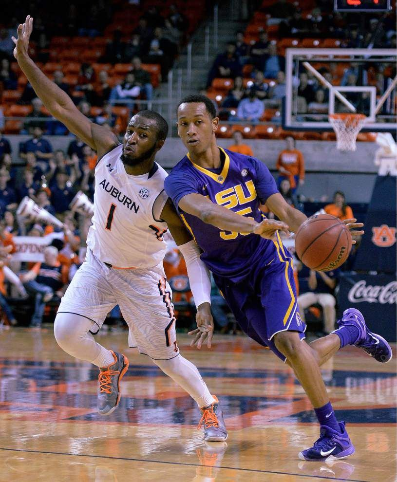 LSU basketball grabs key win at Auburn behind 15-0 surge in the second half _lowres