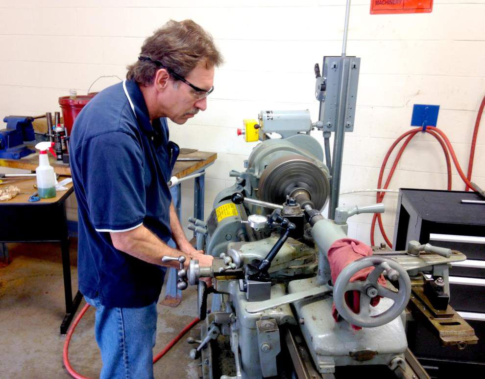 BRCC Machinist class enrolling in Jackson _lowres