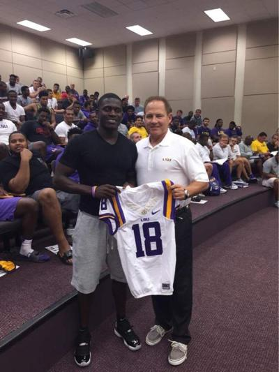LSU awards No. 18 jersey to defensive back Tre Davious White  e221d758e