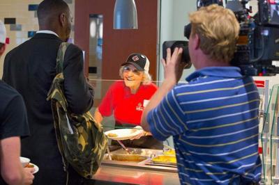 'NBC Nightly News' will spotlight longtime UL-Lafayette staffer _lowres