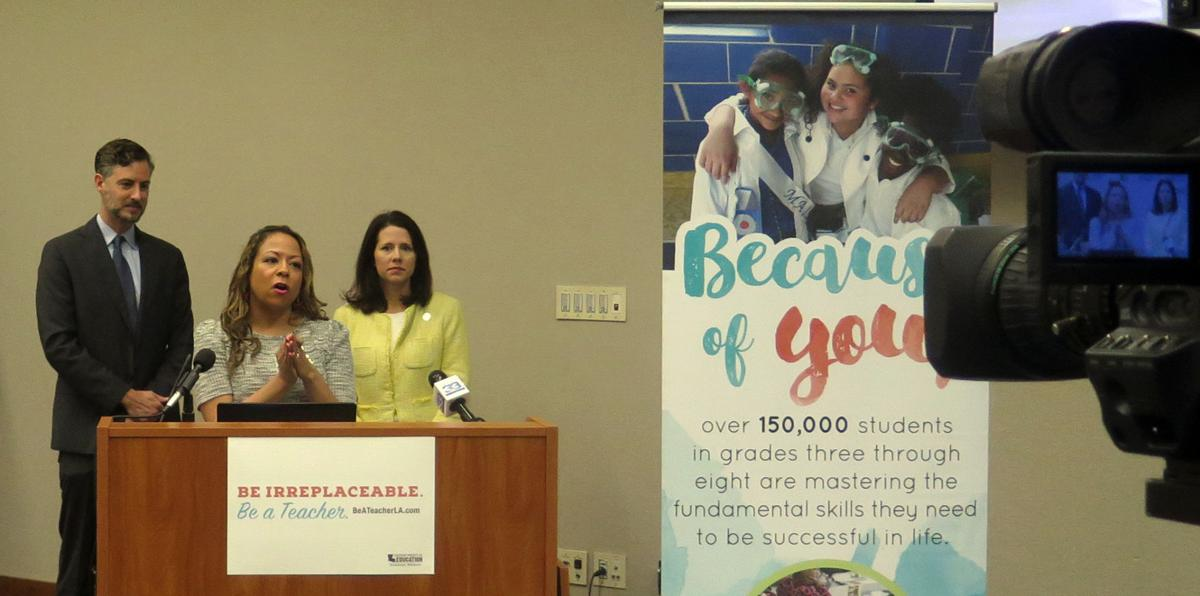 Launching $100,000 campaign to attract more teachers 022119