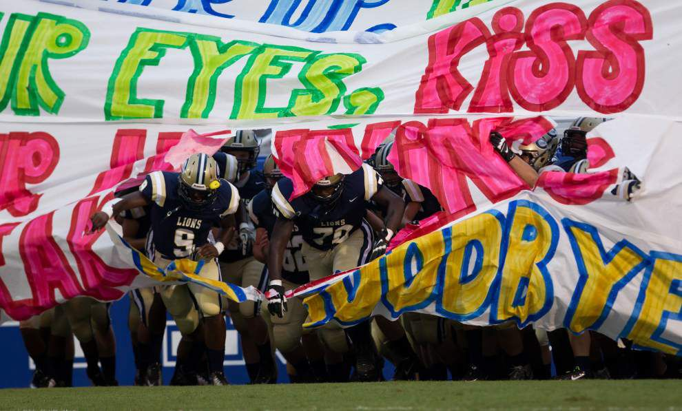 Photos: New Orleans Area Football Jamborees _lowres