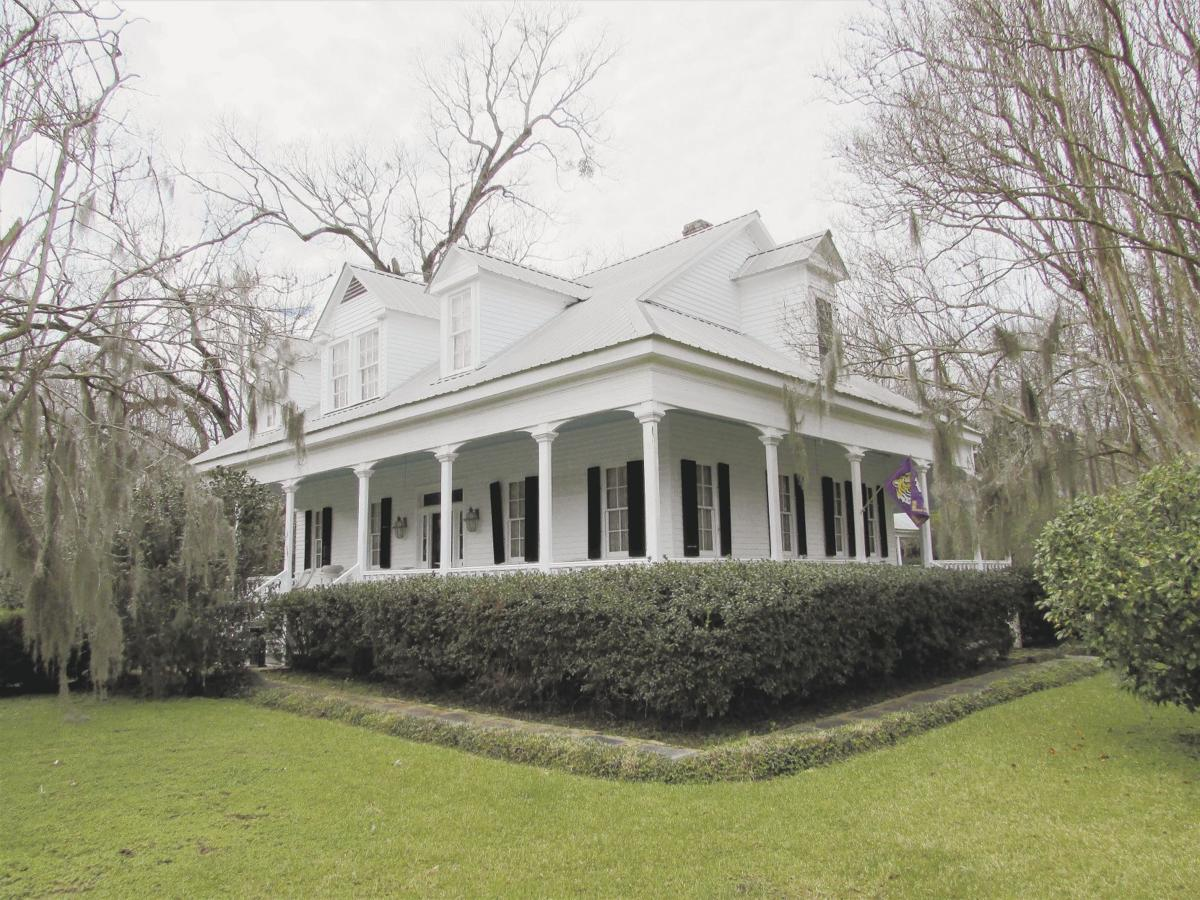 11646 Powell Station Road, St. Francisville - Exterior
