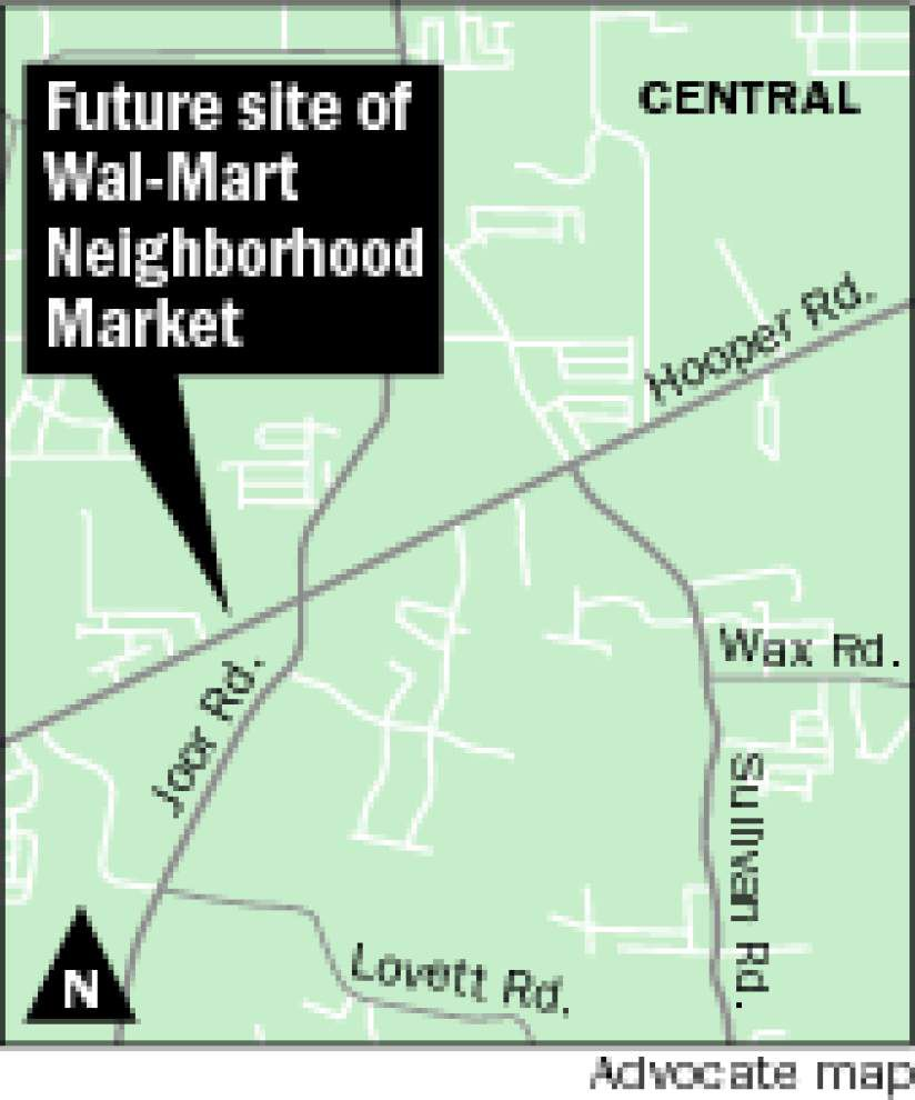 Wal-Mart buys Central land for Neighborhood Market _lowres