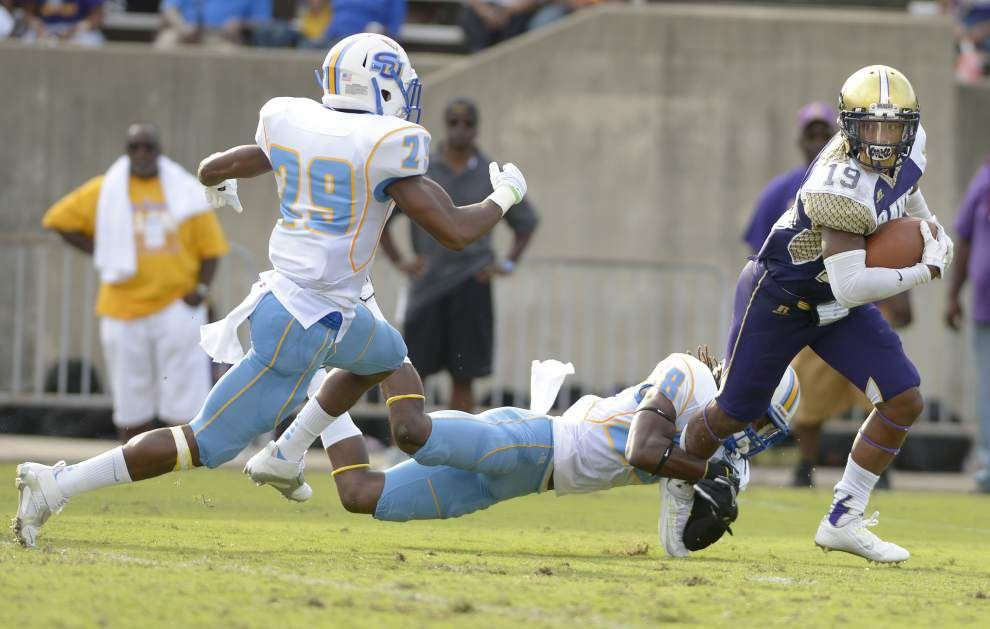 Southern hoping to learn from first encounter with Alcorn State _lowres