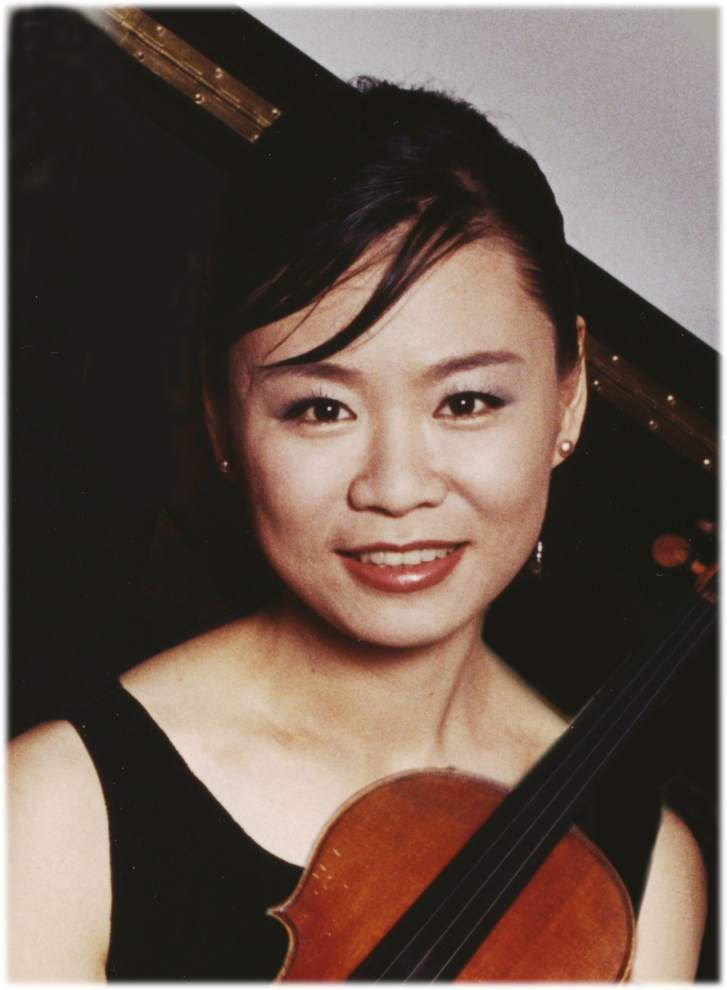 Violinist Bin Huang to teach master class, perform at LSU _lowres