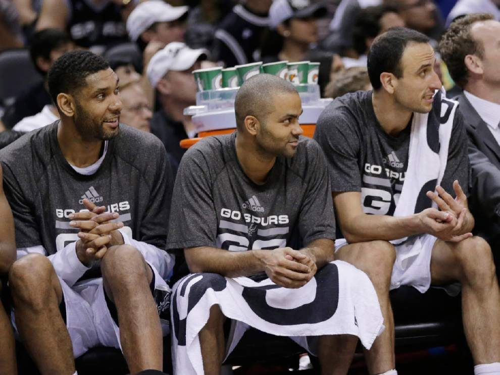 Spurs quell Thunder, take 3-2 series lead in Western Conference finals _lowres