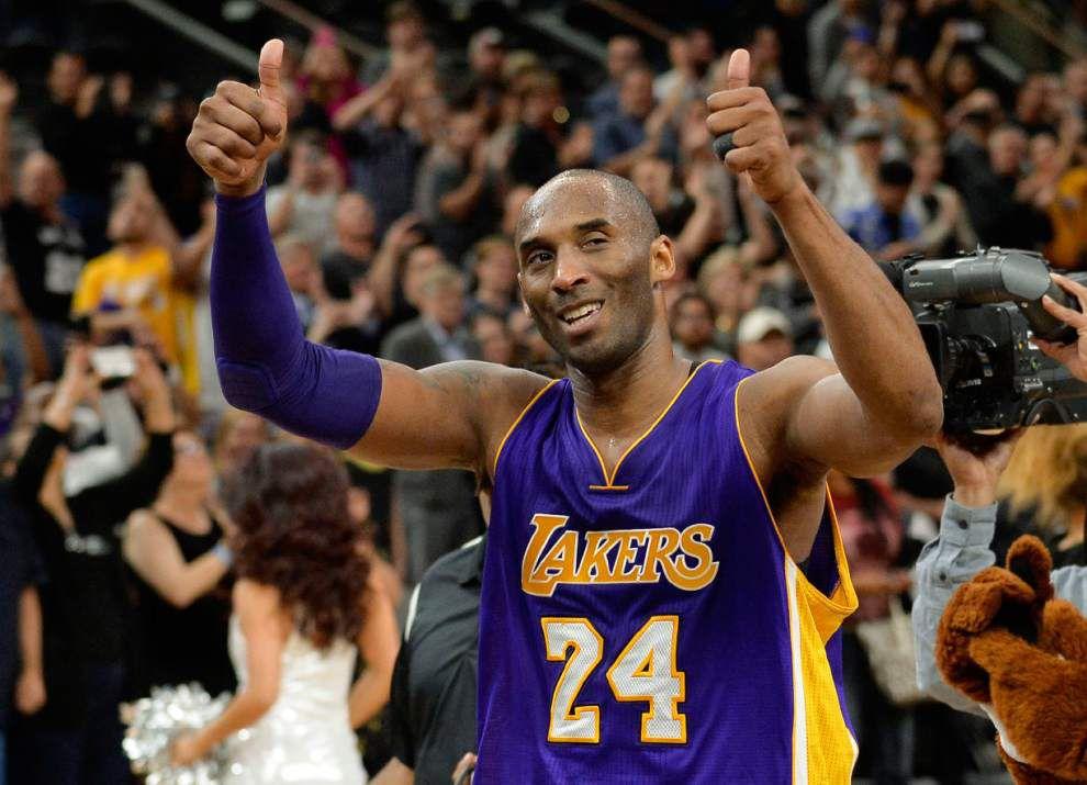 NBA All-Stars pushing for Kobe Bryant as game's MVP _lowres