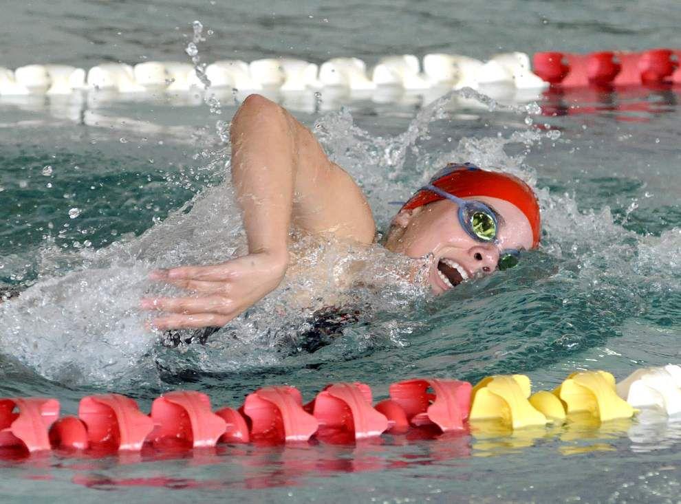 Baton Rouge High, Dutchtown, Catholic, St. Joseph's among swimming winners _lowres
