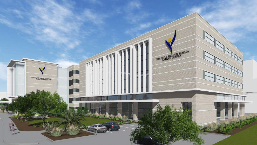 Ochsner Health unveils massive upcoming projects at, near main campus; see renderings _lowres