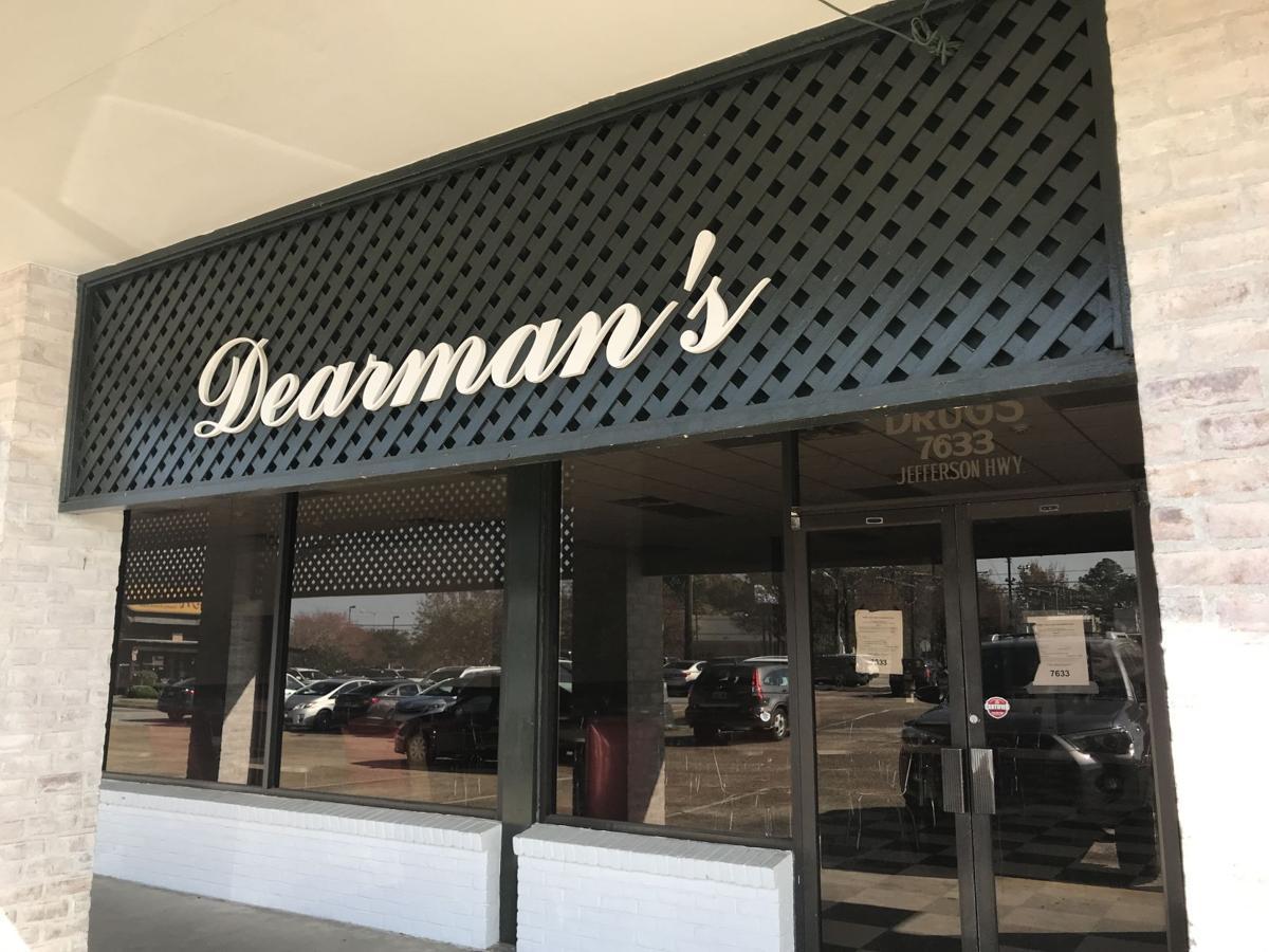 Dearman's still for Red