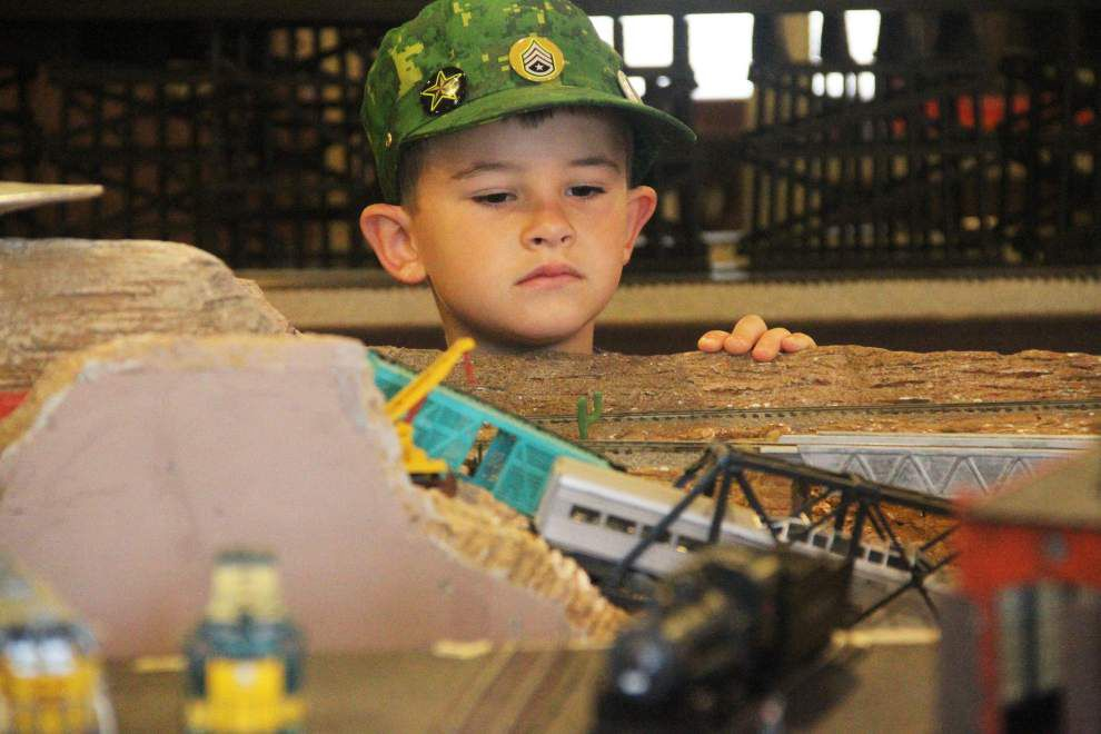 Trainfest shows off the big world of model railroading at annual open house _lowres