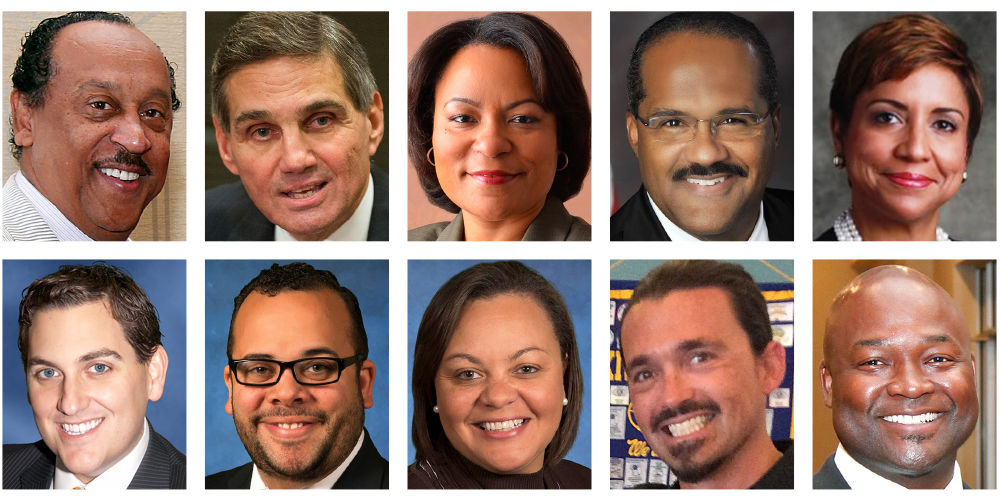 New Orleans Mayor likely candidates