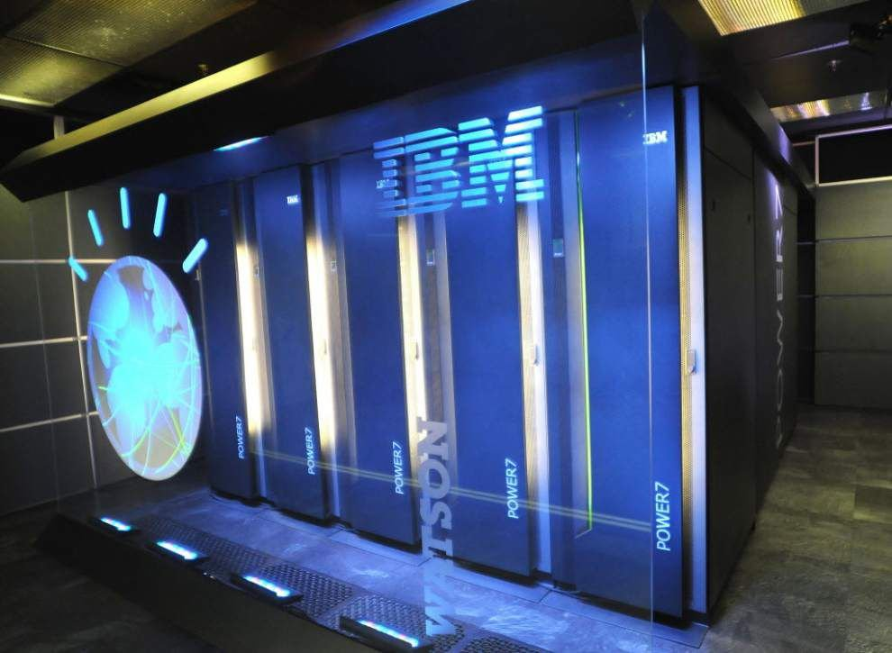 IBM's Watson to help sequence cancer DNA _lowres