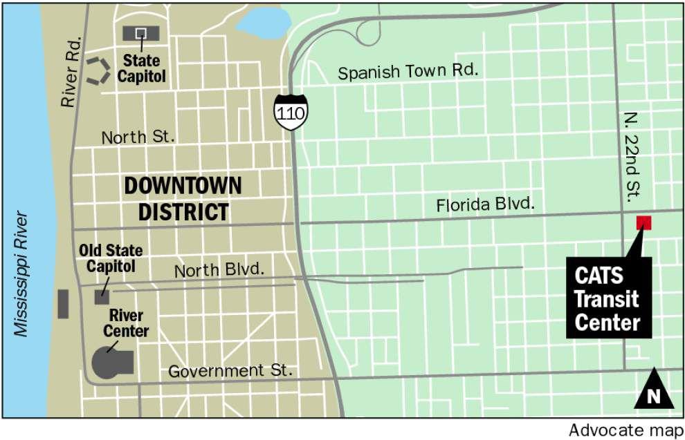CATS pulling downtown bus hub, shifting to Florida Boulevard