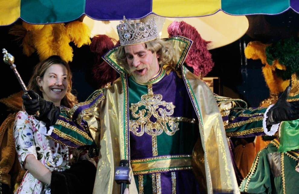 Lundi Gras no longer a respite between weekend parades and Fat Tuesday _lowres