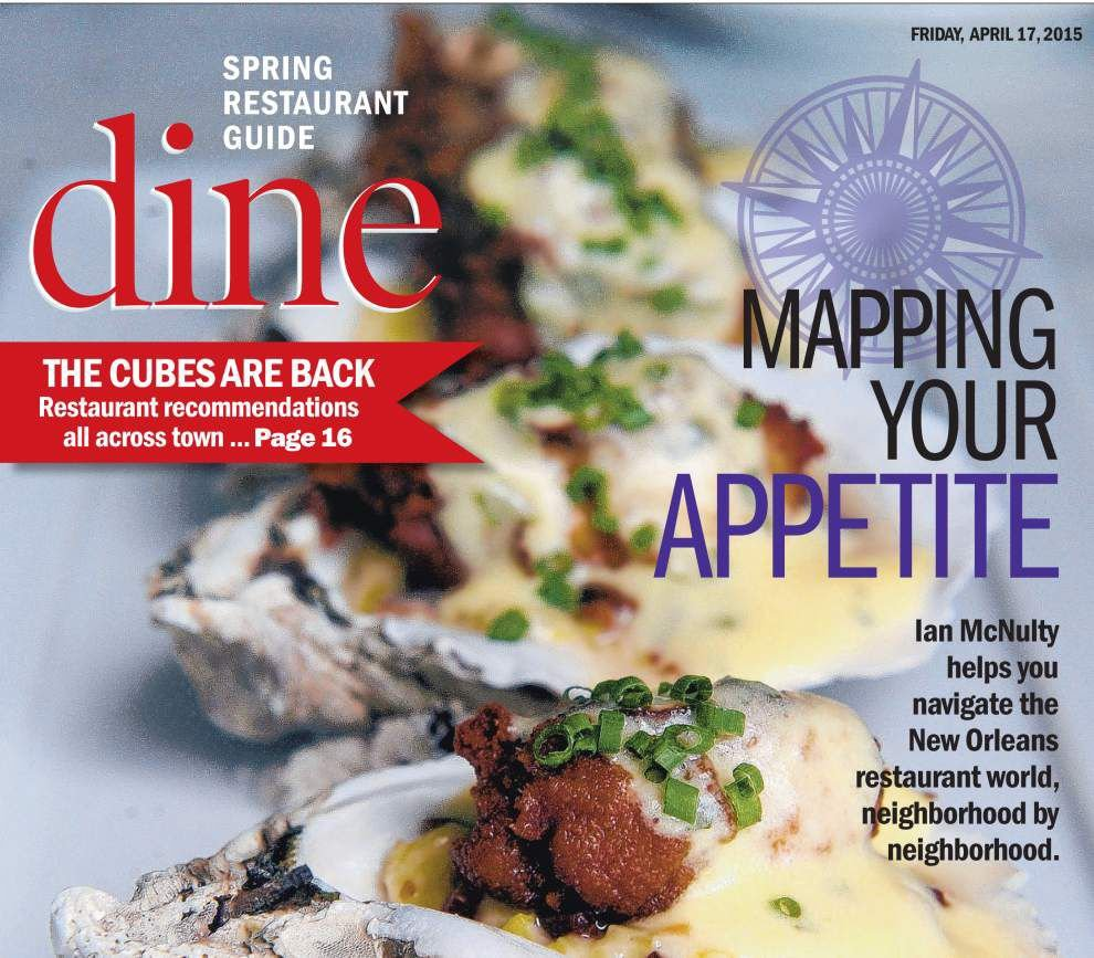 Advocate Dining Guides win national award _lowres