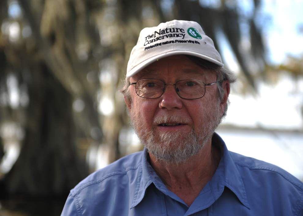 New C.C. Lockwood book focuses on Louisiana's Nature Conservancy sites _lowres