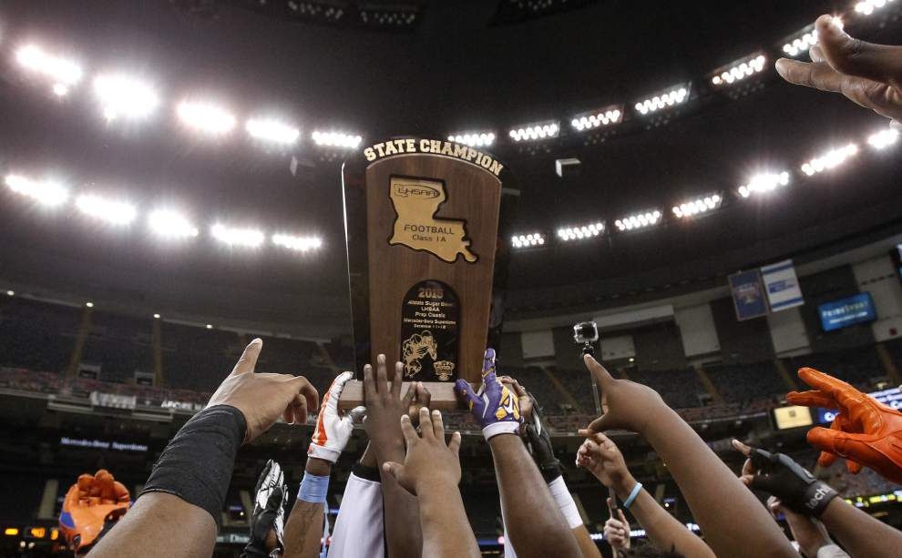LHSAA alternative pitched to Louisiana high schools; LSU might host group's championship games _lowres
