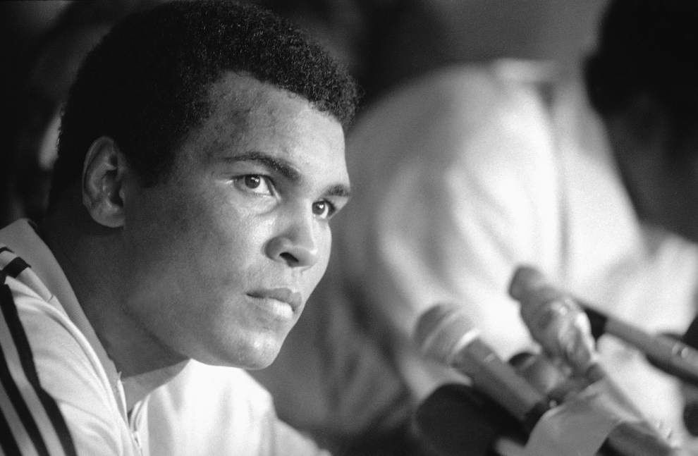 Photos: Remembering Muhammed Ali _lowres