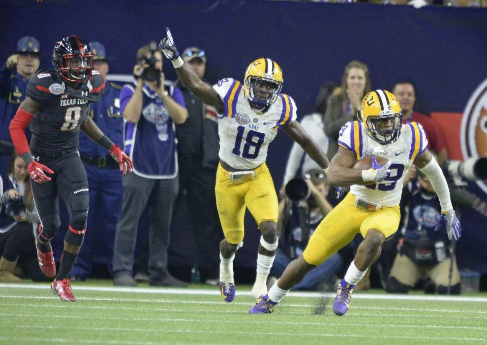 LSU Football Q&A: You asked about secondary, freshman receivers, passing-game benchmarks _lowres