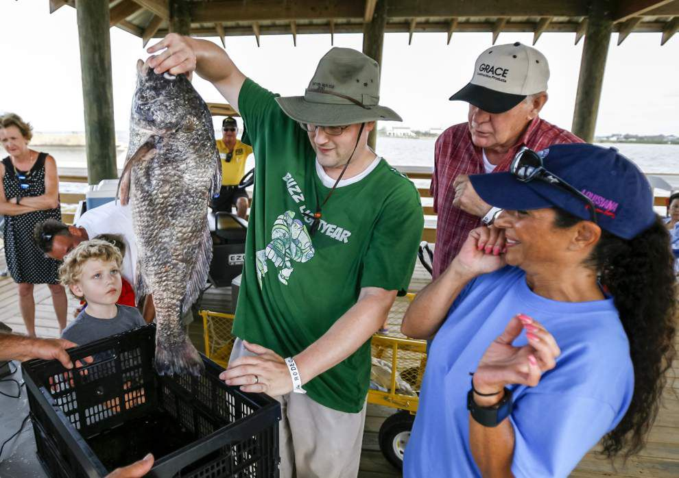Family comes first at St. Tammany Family Fishing Rodeo _lowres