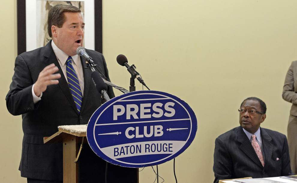 Lt. Gov.-elect Billy Nungesser: 'I'm not giving anybody a pink slip' _lowres