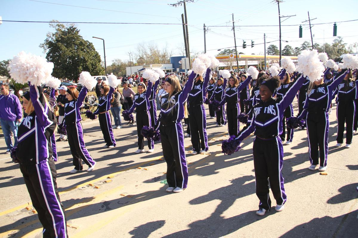 Gonzales Texas Christmas Parade 2020 Jambalaya Festival Association's annual Christmas parade rolls
